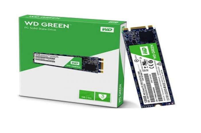 SSD WD Green 120GB M2-2280