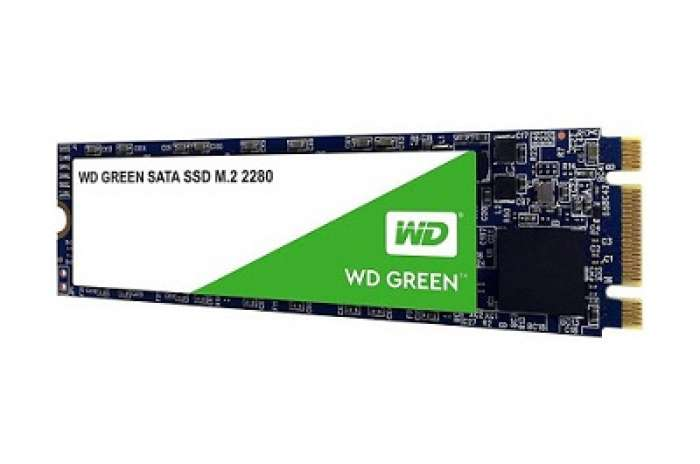 SSD WD Green 480GB M2-2280